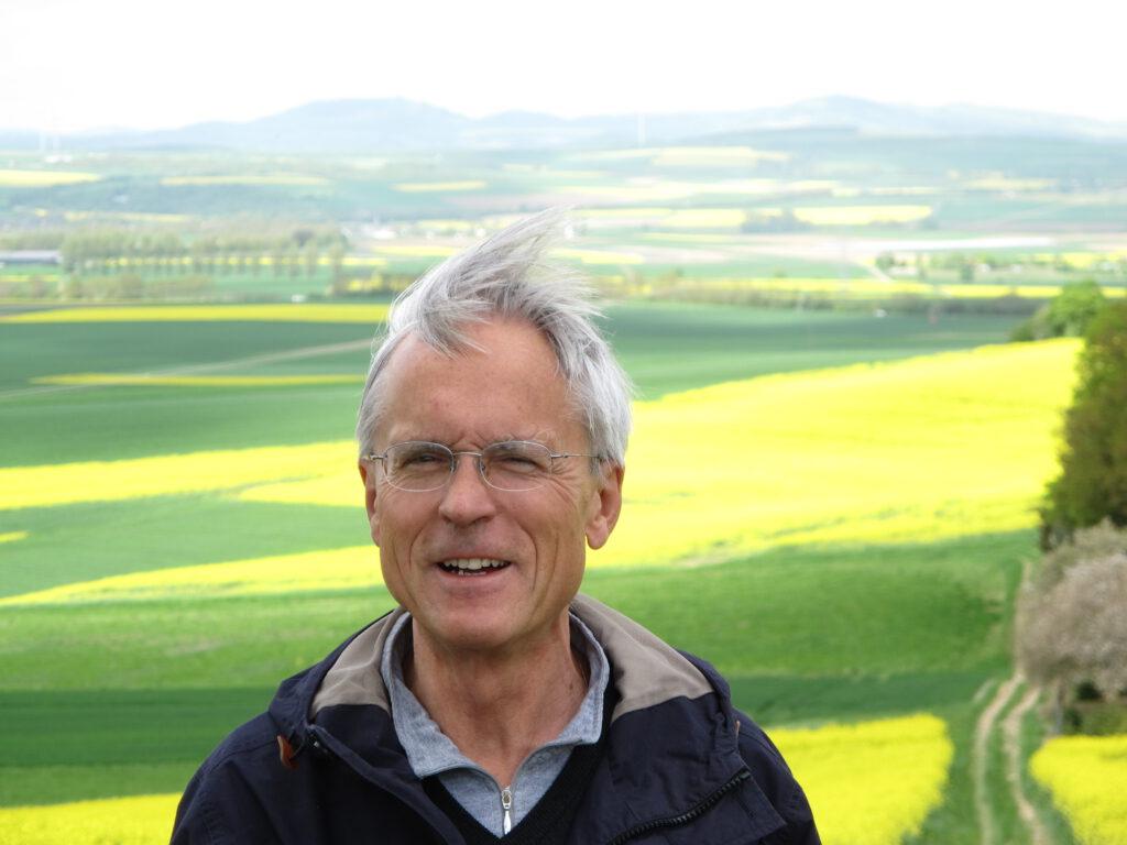Portraitfoto Heinrich Geiger